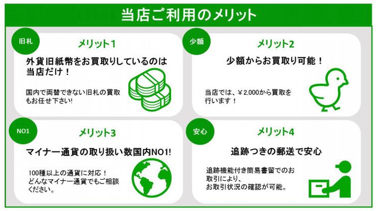 マイナー通貨両替サイト
