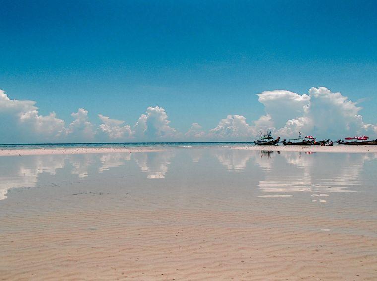 タオ島の海