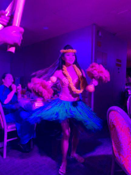 ハワイのダンス