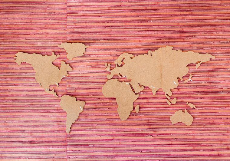 地図から検索できる