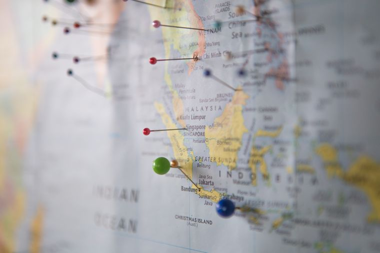 複数都市で検索できる