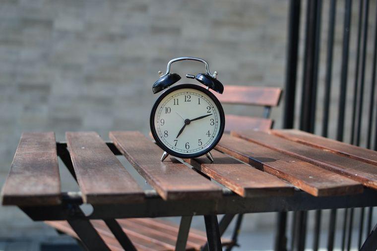 出発到着時間