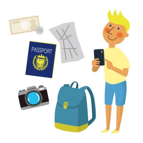 旅行先が決まったらまずビザが必要かどうかチェック!