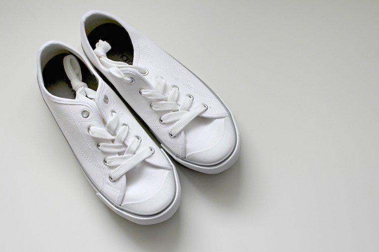 靴は履きやすい&ファッションに合わせやすいもの